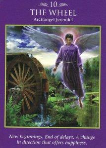 the wheel-archangel power