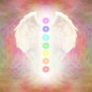 Recently, the angels gave me some inspiration during a Reiki session.