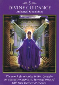 divine guidance-archangel power