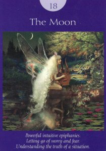 The Moon-Fairy Tarot