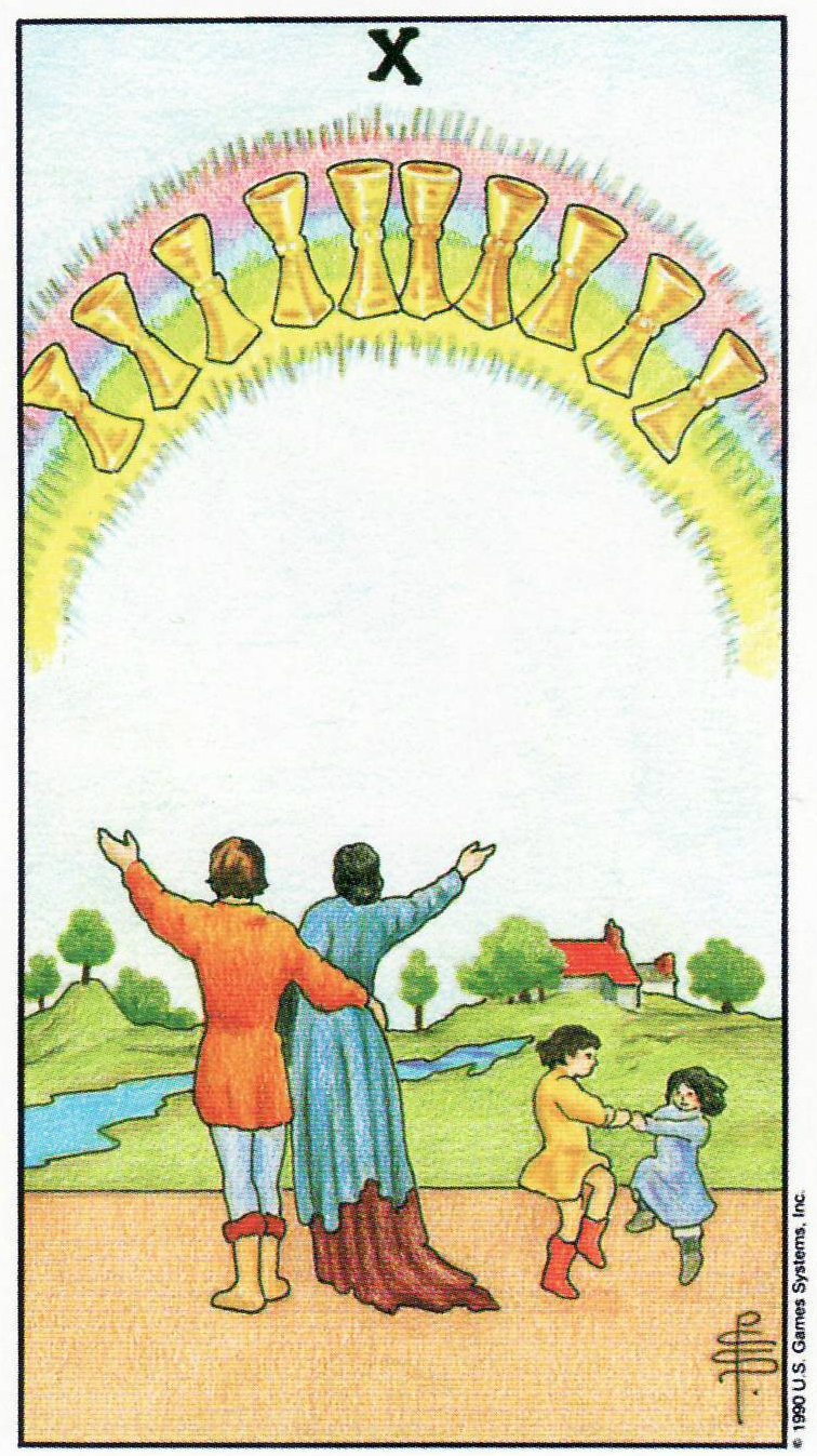 Your Week In Tarot: March 14-20, 2016