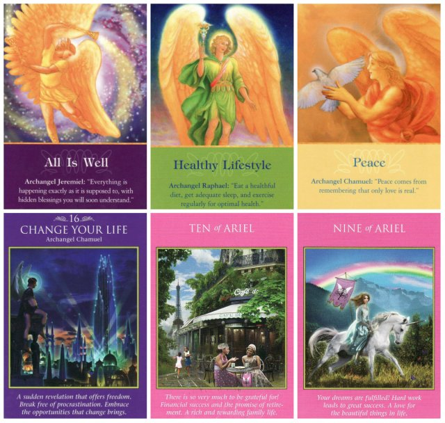 archangels reading