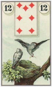 birds-dondorf lenormand