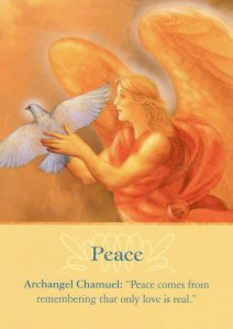 peace-archangel oracle