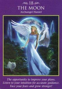 the moon-archangel power