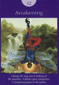 awakening-fairy tarot