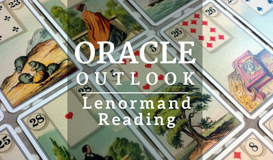oracle outlook-lenormand header