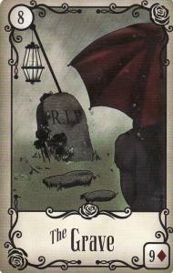 The Grave-UtR Lenormand