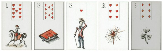 oracle outlook-maybe lenormand reading