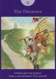 the dreamer-fairy tarot