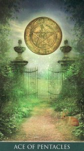 ace of pentacles-thelema