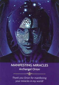 manifesting miracles-angel prayers