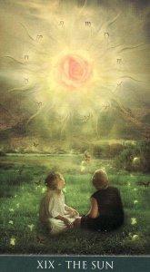 the sun-thelema