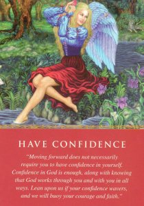 have confidence-daily guidance