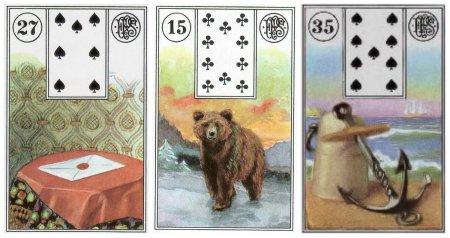 letter bear anchor-piatnik