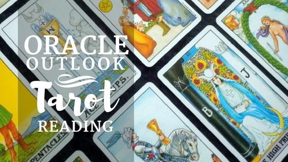 oracle outlook header-tarot-universal waite