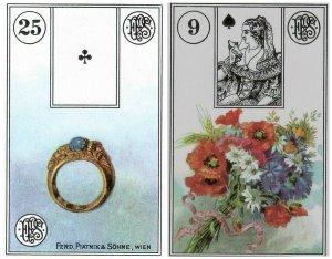 ring + bouquet-piatnik
