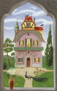 house-mystical-lenormand