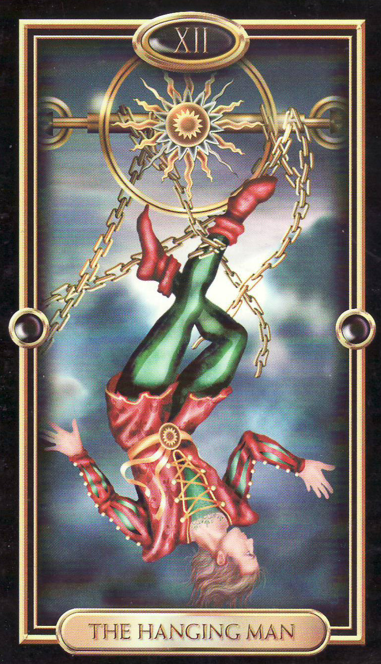 The Gilded Tarot Images On: Oracle Outlook: Tarot Reading For May 8-14, 2017